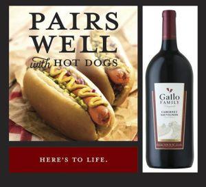 gallo & hot dogs fb 23716