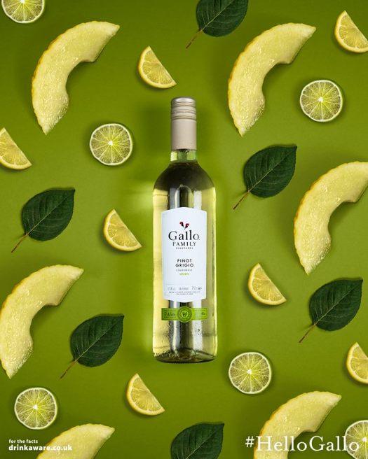 gallo lemon drinkaware
