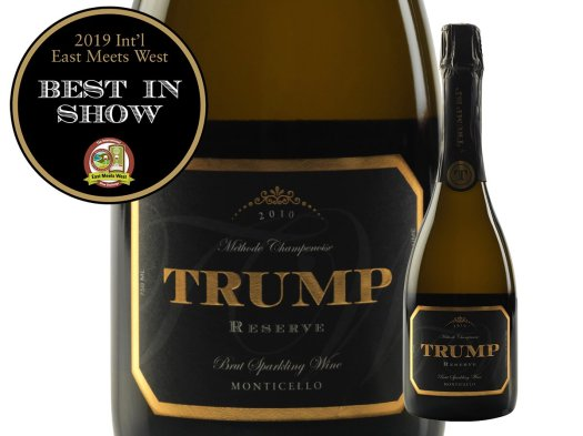 trump national drink wine day
