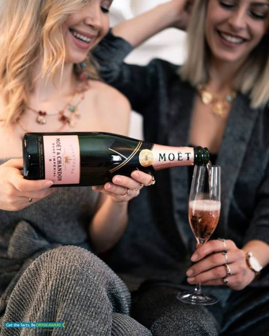 moet drinkaware perfect for 2