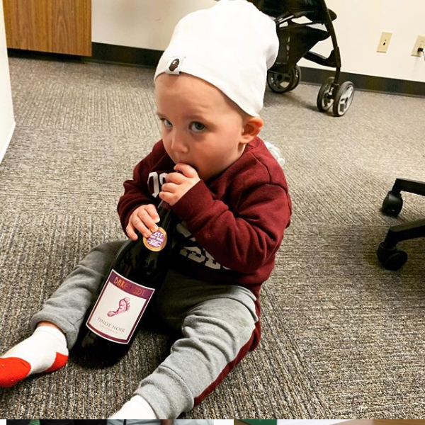 Screenshot_2019-11-14 #barefootwine hashtag on Instagram • Photos and Videos