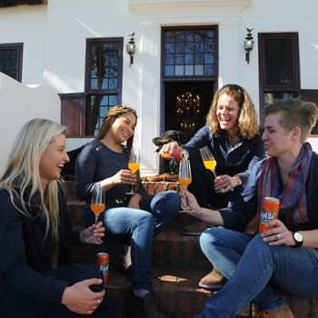 nederburg wine women